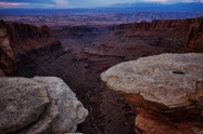 Canyonlands 8pm