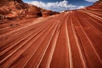 Arizona/Utah red waves landsca
