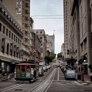 SF cable car