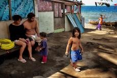Tahiti life style (poor people)