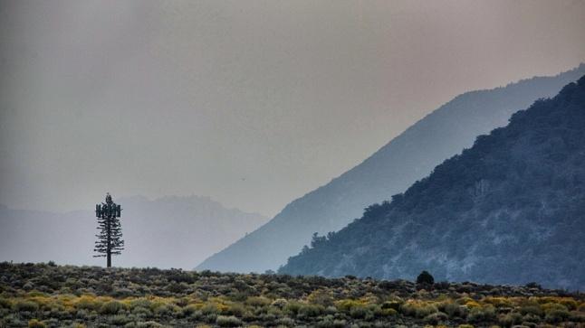 Yosemite in smoke